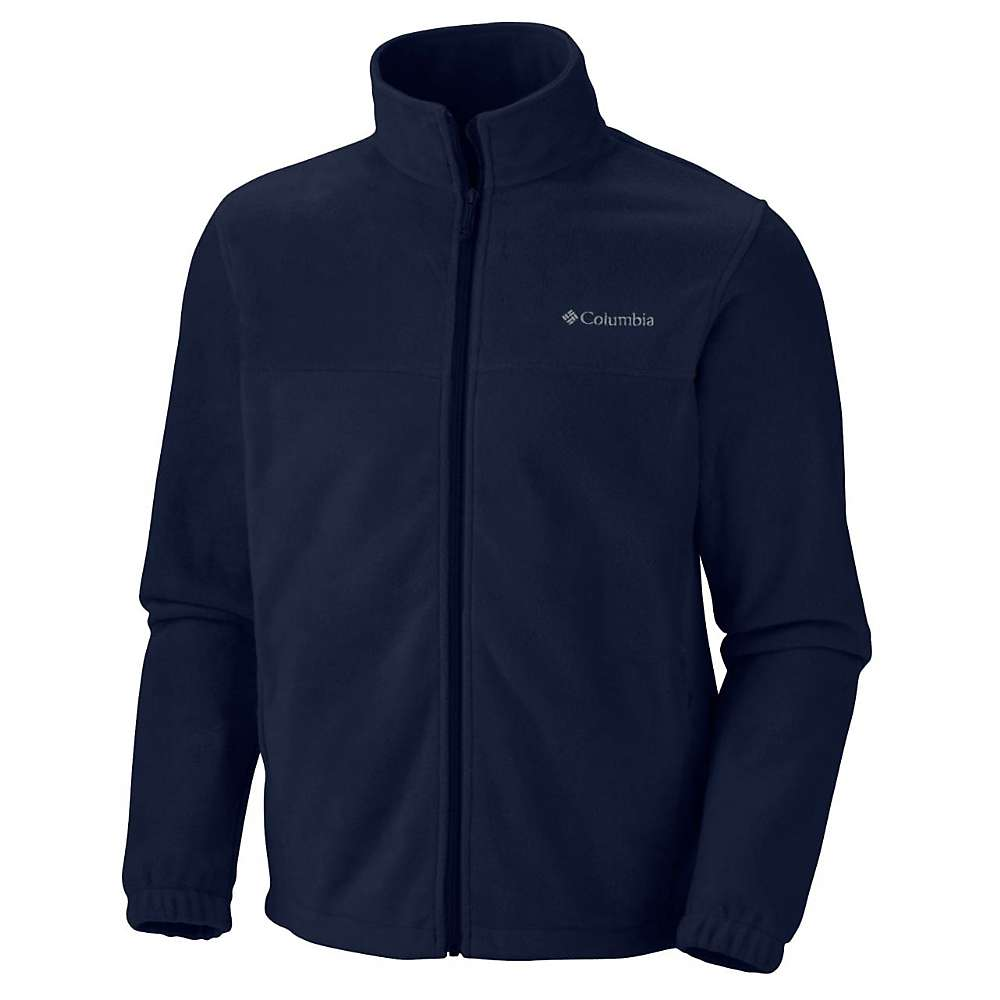 コロンビア メンズ ハイキング・登山 アウター【Columbia Steens Mountain Full Zip 2.0 Jacket】Collegiate Navy