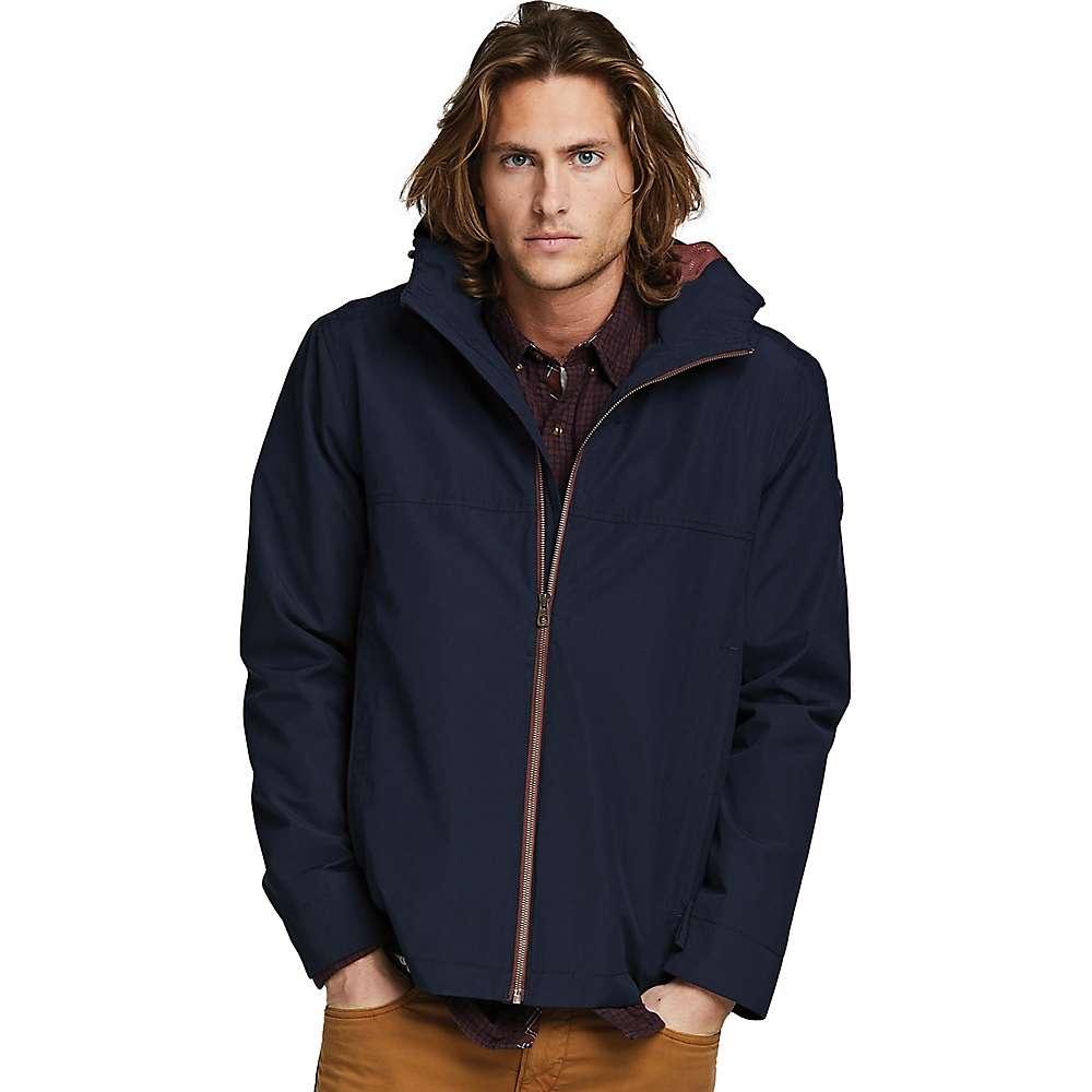 ティンバーランド メンズ ハイキング・登山 アウター【Timberland Dryvent Ragged Mountain Packable Jacket】Dark Sapphire