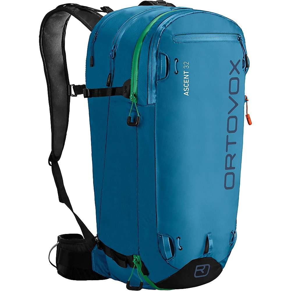 オルトボックス ユニセックス ハイキング・登山【Ortovox Ascent 32 Pack】Blue Sea