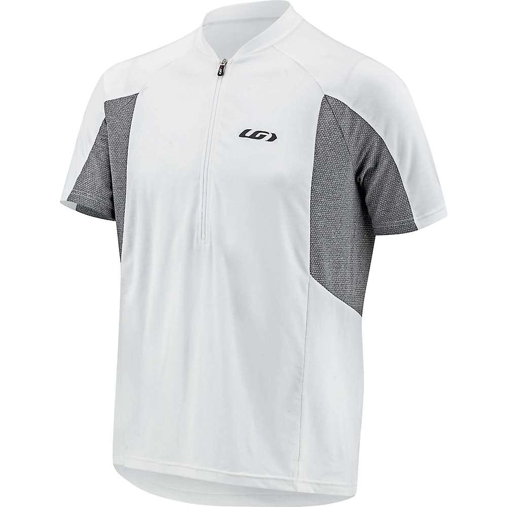 ルイスガーナー メンズ 自転車 トップス【Louis Garneau Connection Jersey】White / Grey