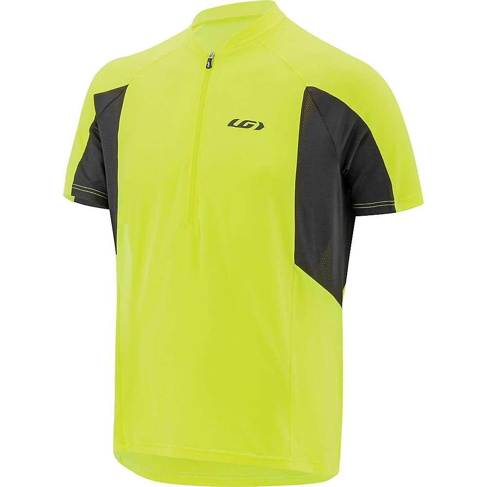 ルイスガーナー メンズ 自転車 トップス【Louis Garneau Connection Jersey】Bright Yellow