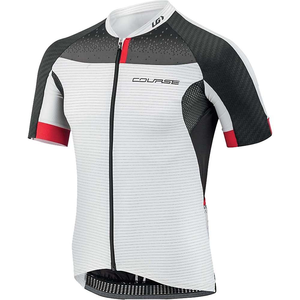 ルイスガーナー メンズ 自転車 トップス【Louis Garneau Elite M2 RTR Jersey】Black / White / Ginger