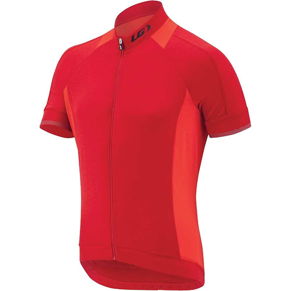 ルイスガーナー メンズ 自転車 トップス【Louis Garneau Lemmon 2 Jersey】Barbados Cherry