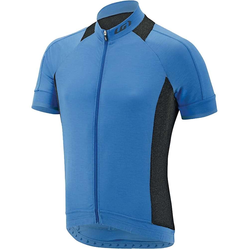 ルイスガーナー メンズ 自転車 トップス【Louis Garneau Lemmon 2 Jersey】Curacao Blue