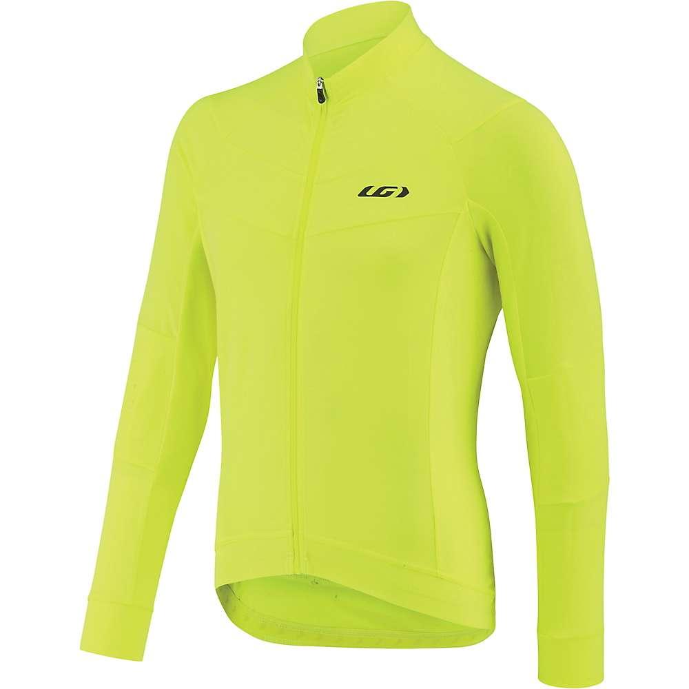 ルイスガーナー メンズ 自転車 トップス【Louis Garneau Lemmon LS Jersey】Bright Yellow