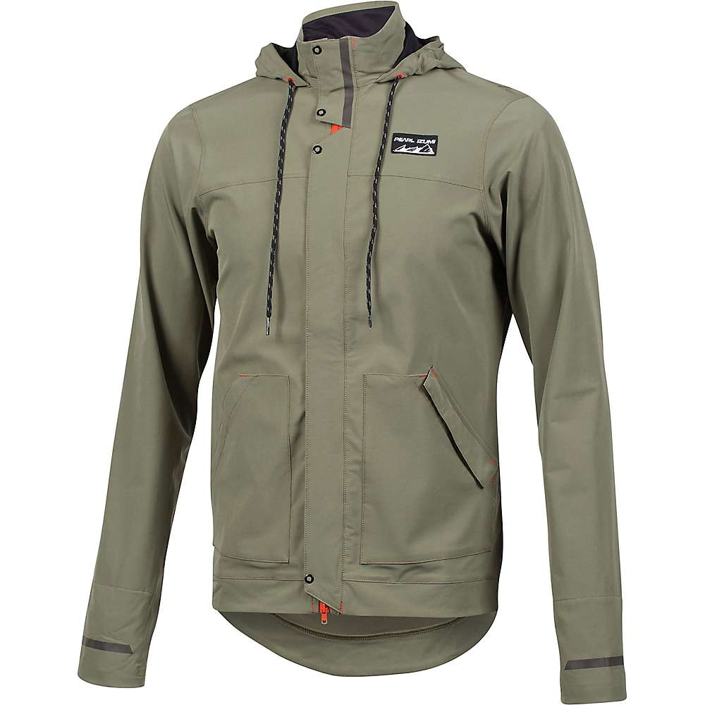 パールイズミ メンズ 自転車 アウター【Pearl Izumi Versa Barrier Jacket】Grey