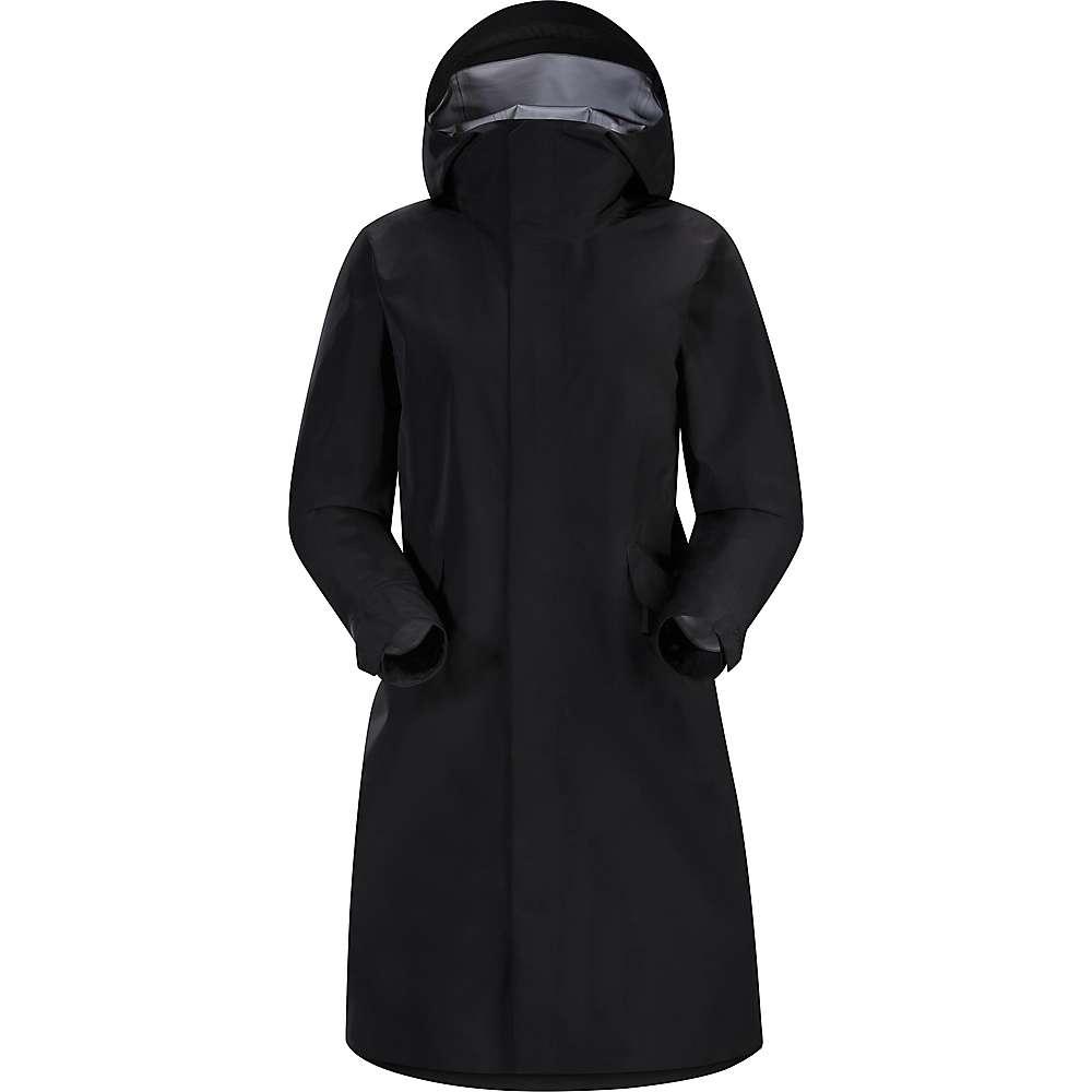 アークテリクス レディース アウター レインコート【Arcteryx Andra Coat】Black
