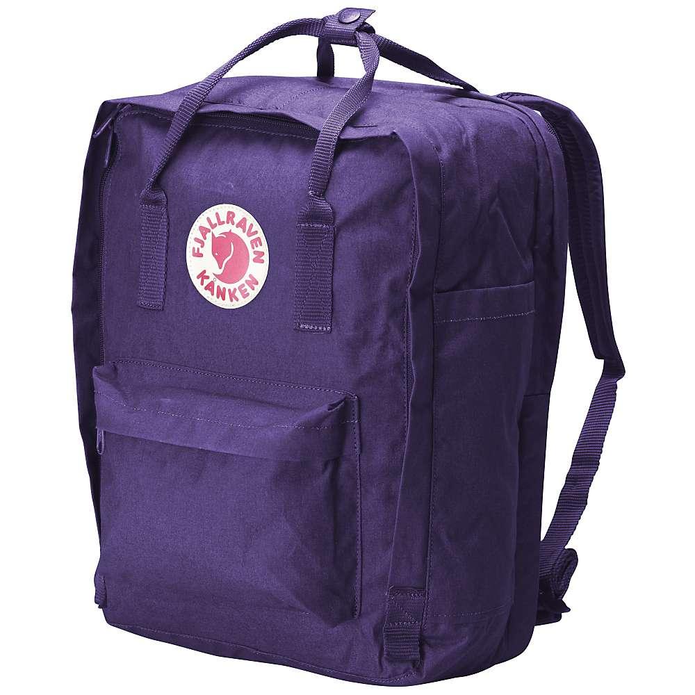 フェールラーベン メンズ ハイキング・登山【Fjallraven Kanken 15 Inch Laptop Bag】Purple