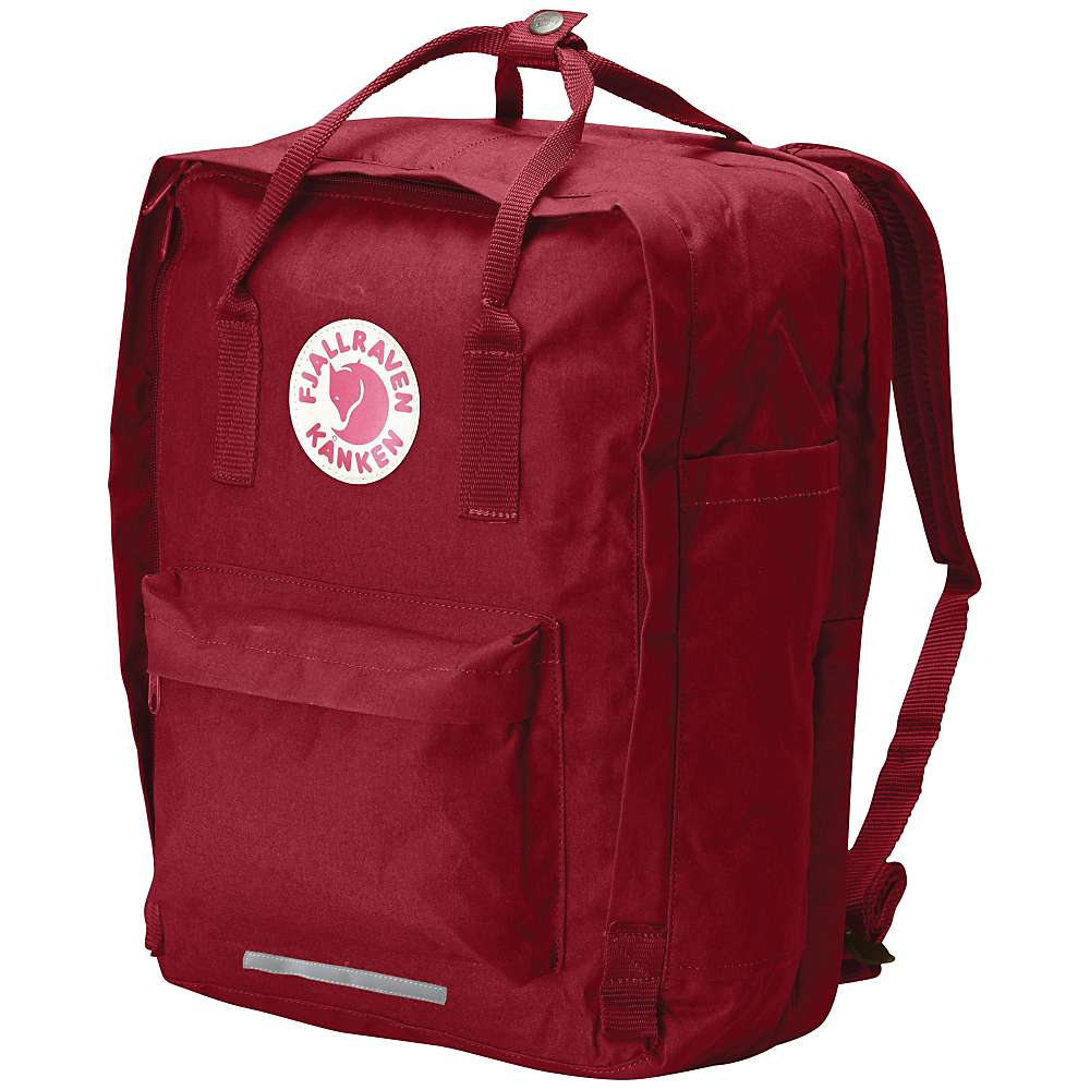フェールラーベン メンズ ハイキング・登山【Fjallraven Kanken 15 Inch Laptop Bag】Ox Red