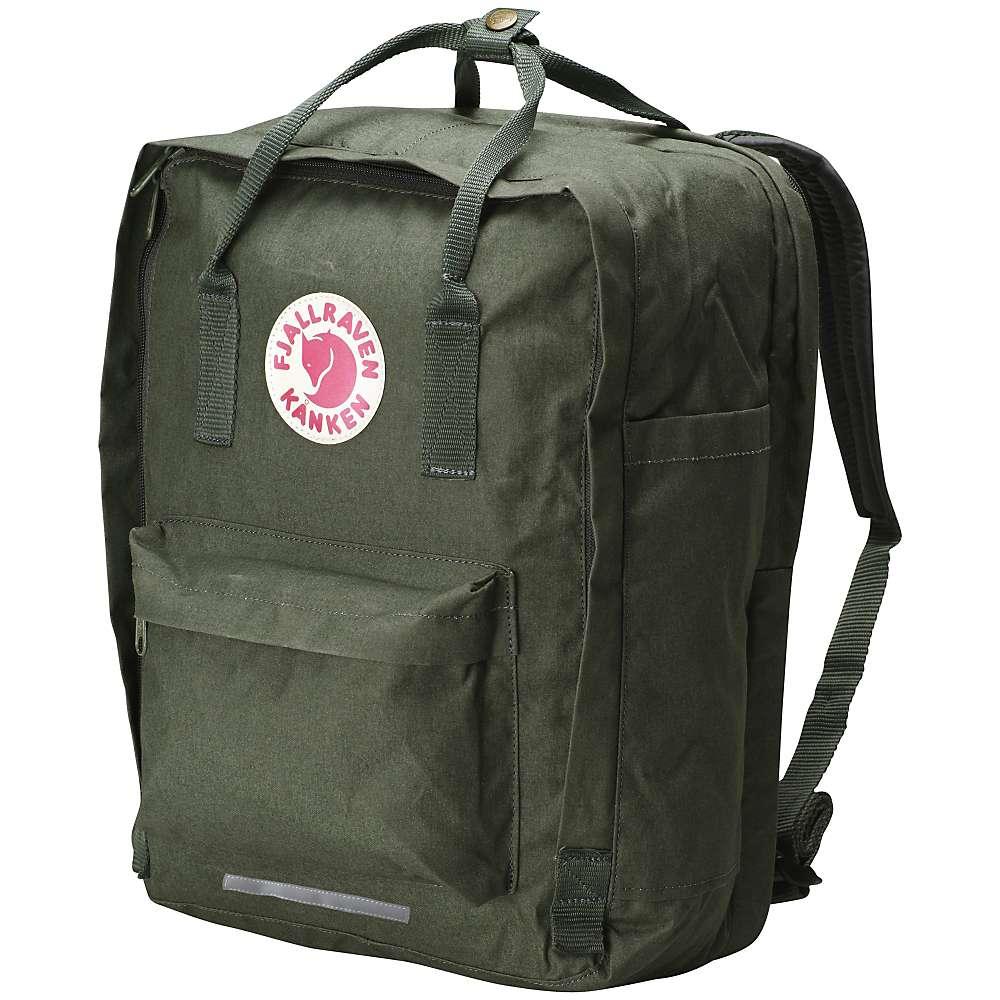 フェールラーベン メンズ ハイキング・登山【Fjallraven Kanken 17 Inch Laptop Bag】Forest Green