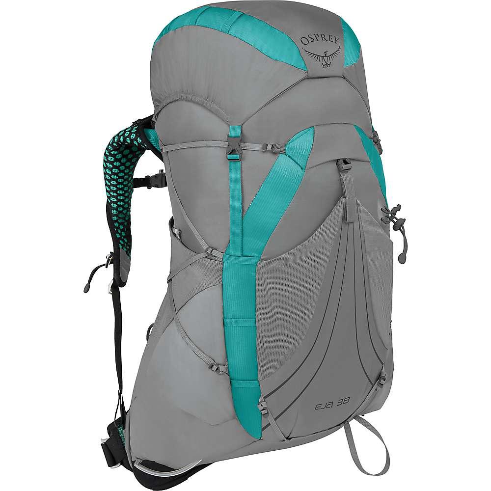 オスプレー レディース ハイキング・登山【Osprey Eja 38 Pack】Moonglade Grey