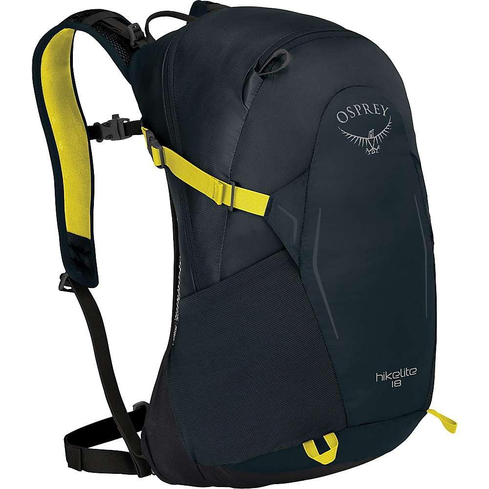 オスプレー ユニセックス ハイキング・登山【Osprey Hikelite 18 Pack】Shiitake Grey