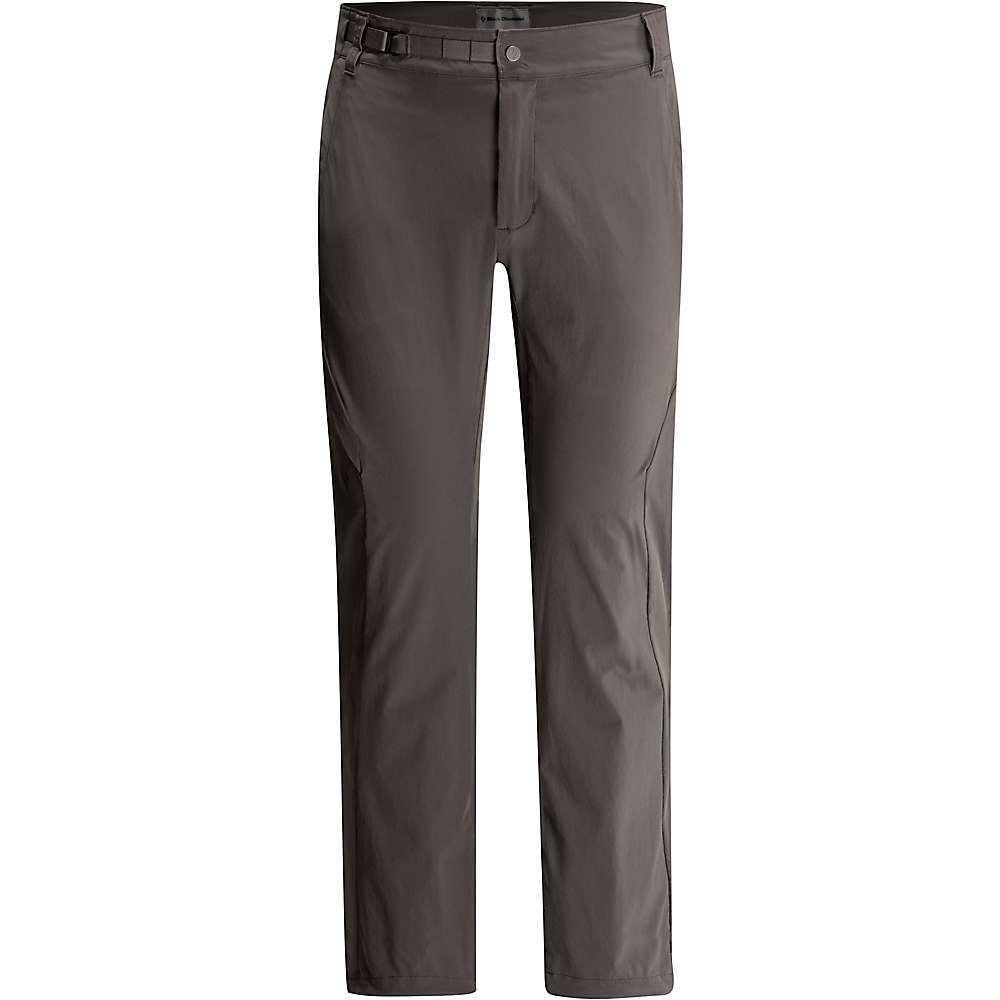 ブラックダイヤモンド メンズ ハイキング・登山 ボトムス・パンツ【Black Diamond Alpine Light Pant】Slate