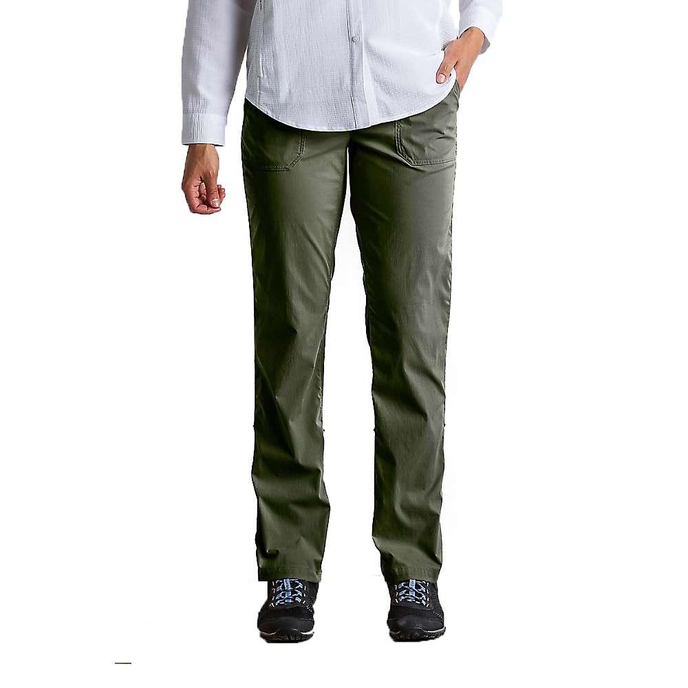 エクスオフィシオ レディース ハイキング・登山 ボトムス・パンツ【ExOfficio BugsAway Vianna Pant】Nori