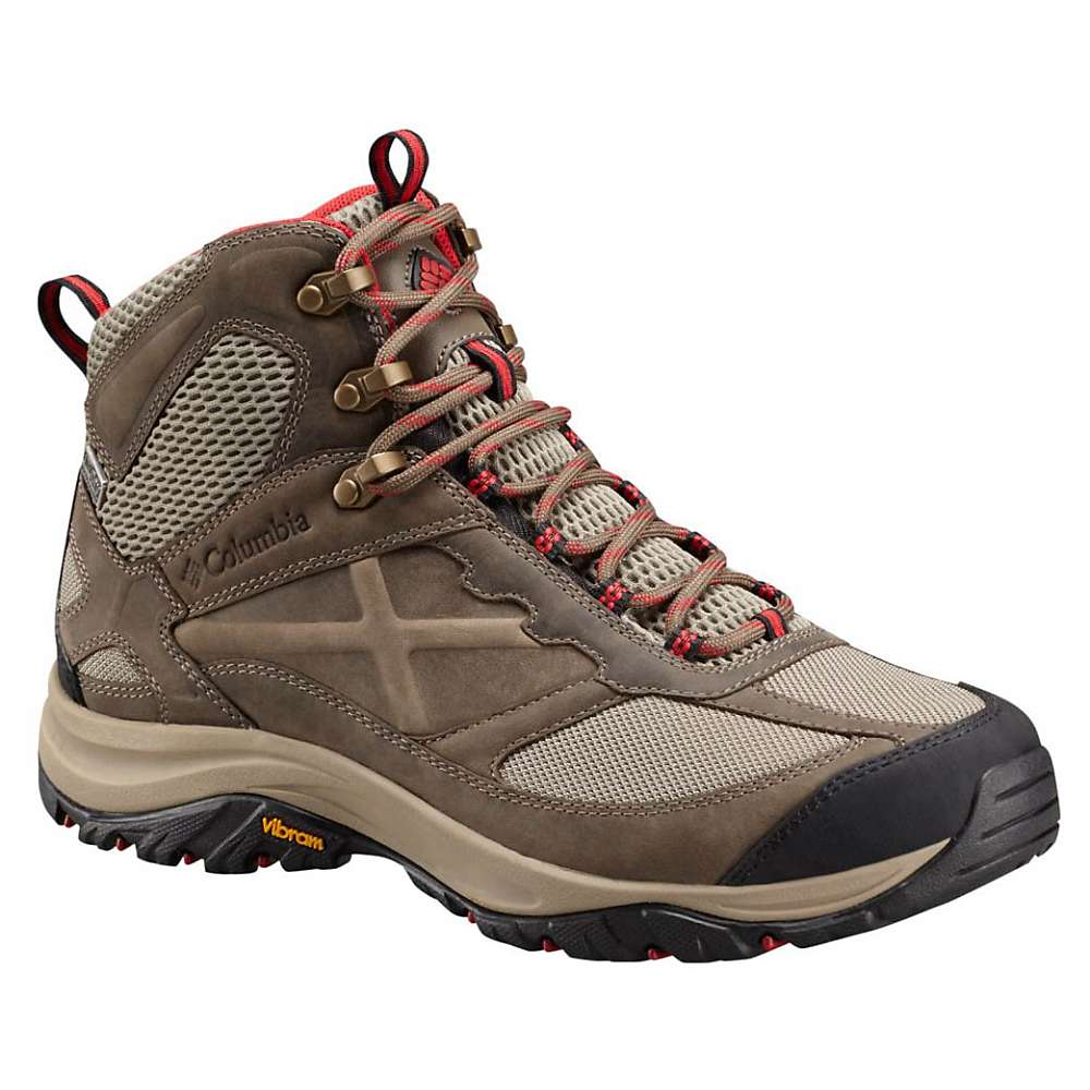 2019春の新作 コロンビア Boot】Pebble Rocket Outdry メンズ ハイキング・登山 シューズ・靴【Columbia Terrebonne Outdry Mid Boot】Pebble/ Rocket, 山田市:dce17895 --- canoncity.azurewebsites.net