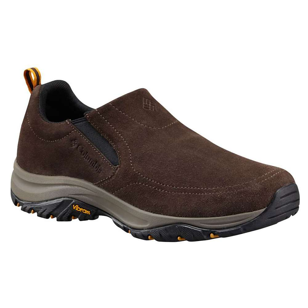 コロンビア メンズ ハイキング・登山 シューズ・靴【Columbia Terrebonne Moc】Cordovan / Black