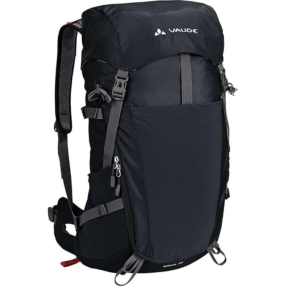 ファウデ ユニセックス ハイキング・登山【Vaude Brenta 25 Backpack】Black