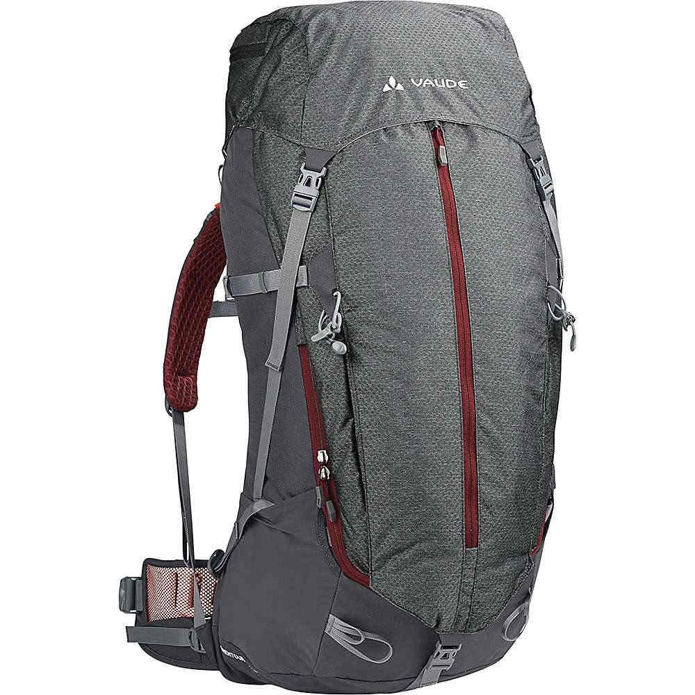 ファウデ ユニセックス ハイキング・登山【Vaude Brentour 45+10 Backpack】Anthracite