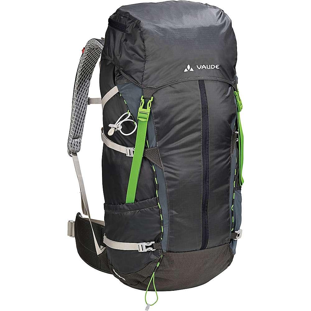 ファウデ ユニセックス ハイキング・登山【Vaude Zerum 48+ LW Backpack】Iron