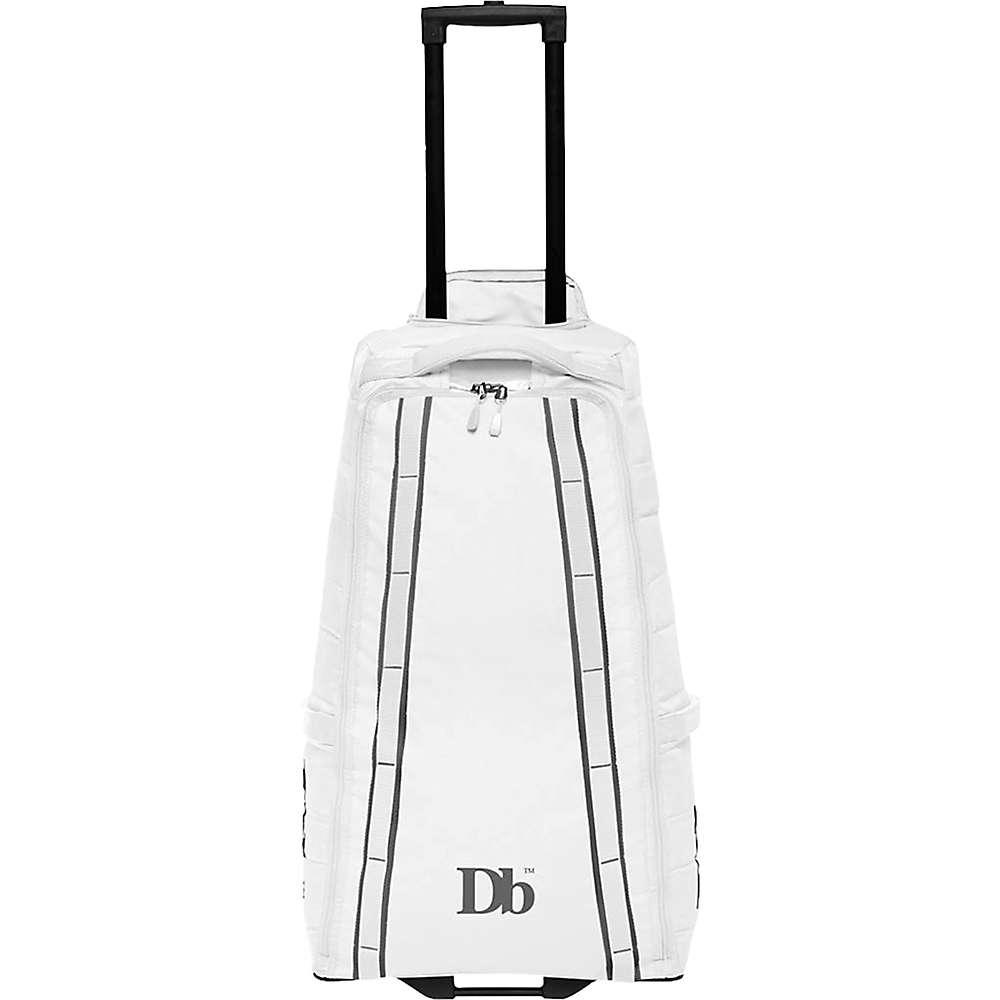 デューシュバッグス ユニセックス バッグ【Douchebags Little Bastard 60L Roller Bag】Pure White