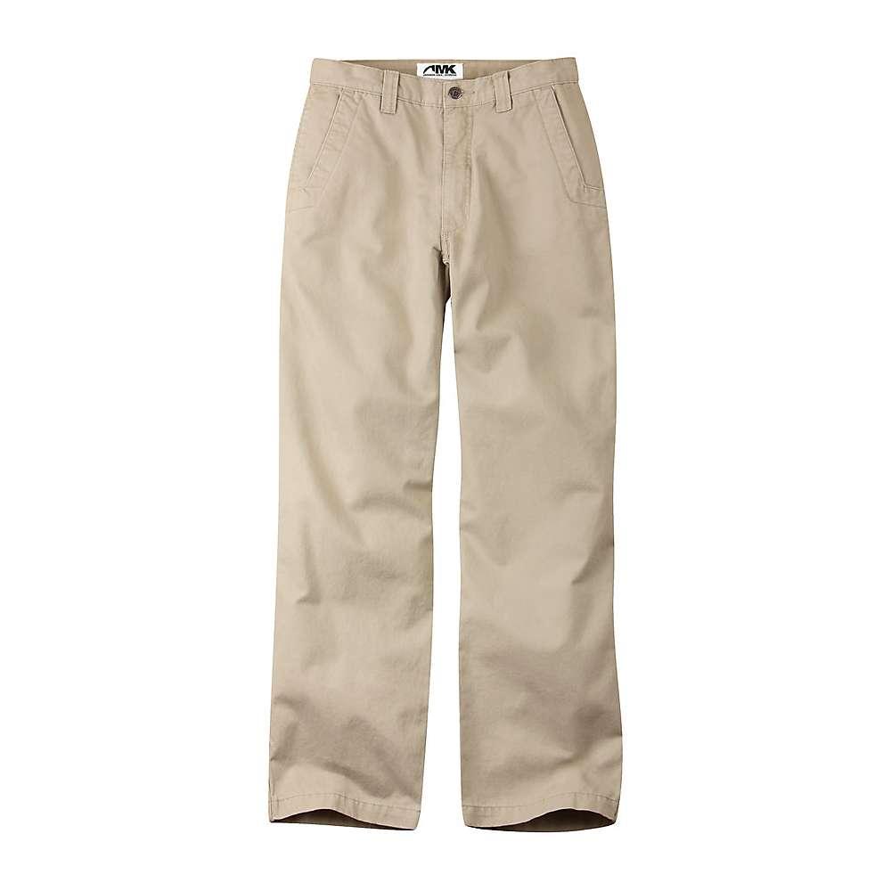 マウンテンカーキス メンズ ハイキング・登山 ボトムス・パンツ【Mountain Khakis Relaxed Fit Teton Twill Pant】Sand