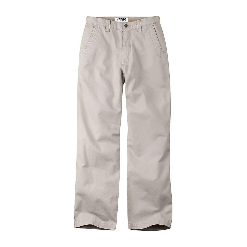 マウンテンカーキス メンズ ハイキング・登山 ボトムス・パンツ【Mountain Khakis Relaxed Fit Teton Twill Pant】Stone