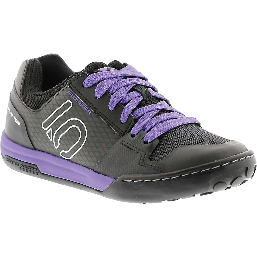 ファイブテン レディース 自転車 シューズ・靴【Five Ten Freerider Contact Shoe】Split Purple