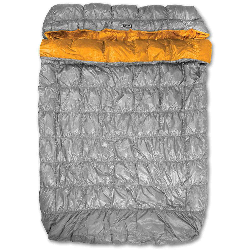 ネモ メンズ ハイキング・登山【Tango Duo Slim 30 Sleeping Bag】Granite / Marigold