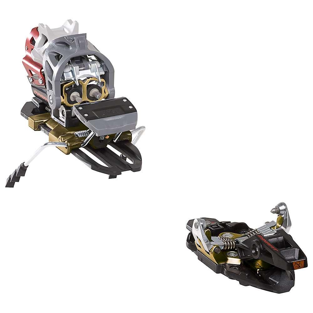 ダイナフィット メンズ スキー・スノーボード【Beast 14 Brakes】Black / Red