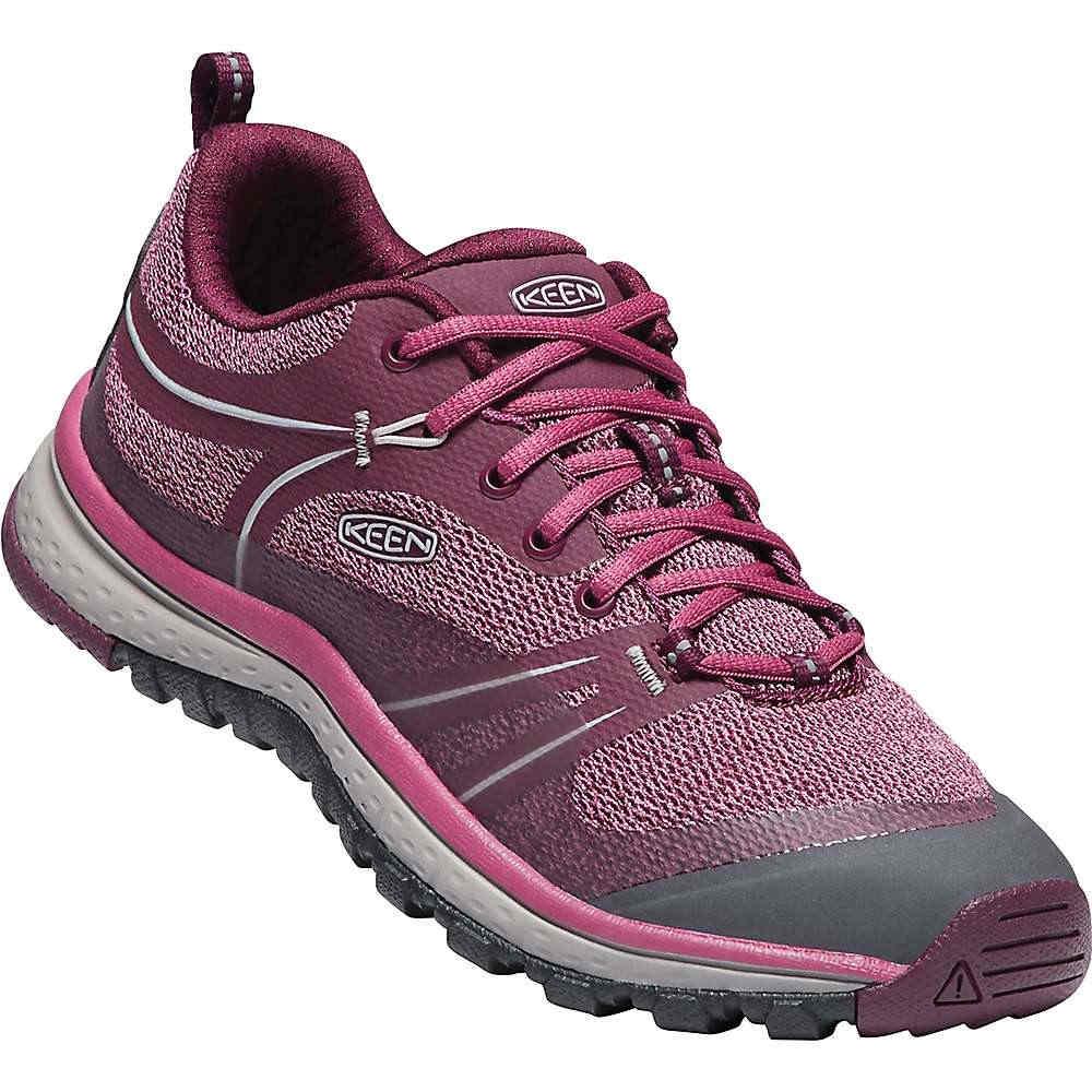 キーン レディース ランニング・ウォーキング シューズ・靴【Terradora Shoe】Grape Wine / Red Violet