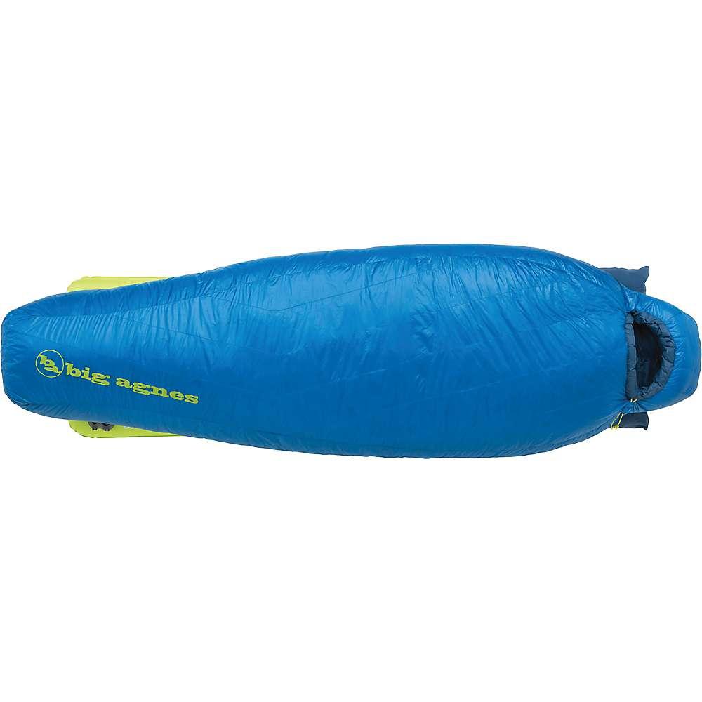 【人気No.1】 ビッグアグネス メンズ ハイキング Sleeping・登山【Beryl 0 SL 0 Degree Degree Sleeping Bag】Blue, ブライダルアモーレ:bd4b3ebd --- hortafacil.dominiotemporario.com