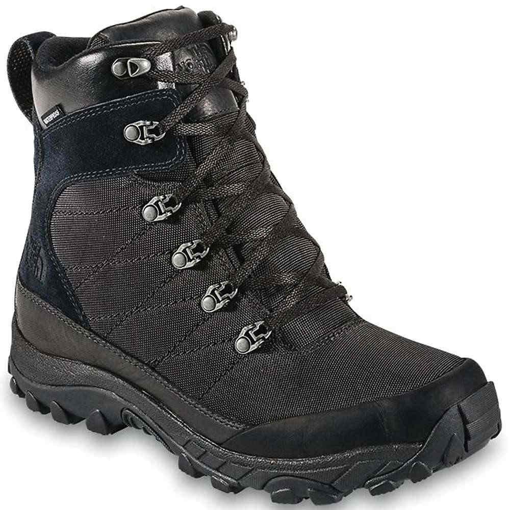 ザ ノースフェイス メンズ ハイキング・登山 シューズ・靴【Chilkat Nylon Boot】TNF Black / TNF Black
