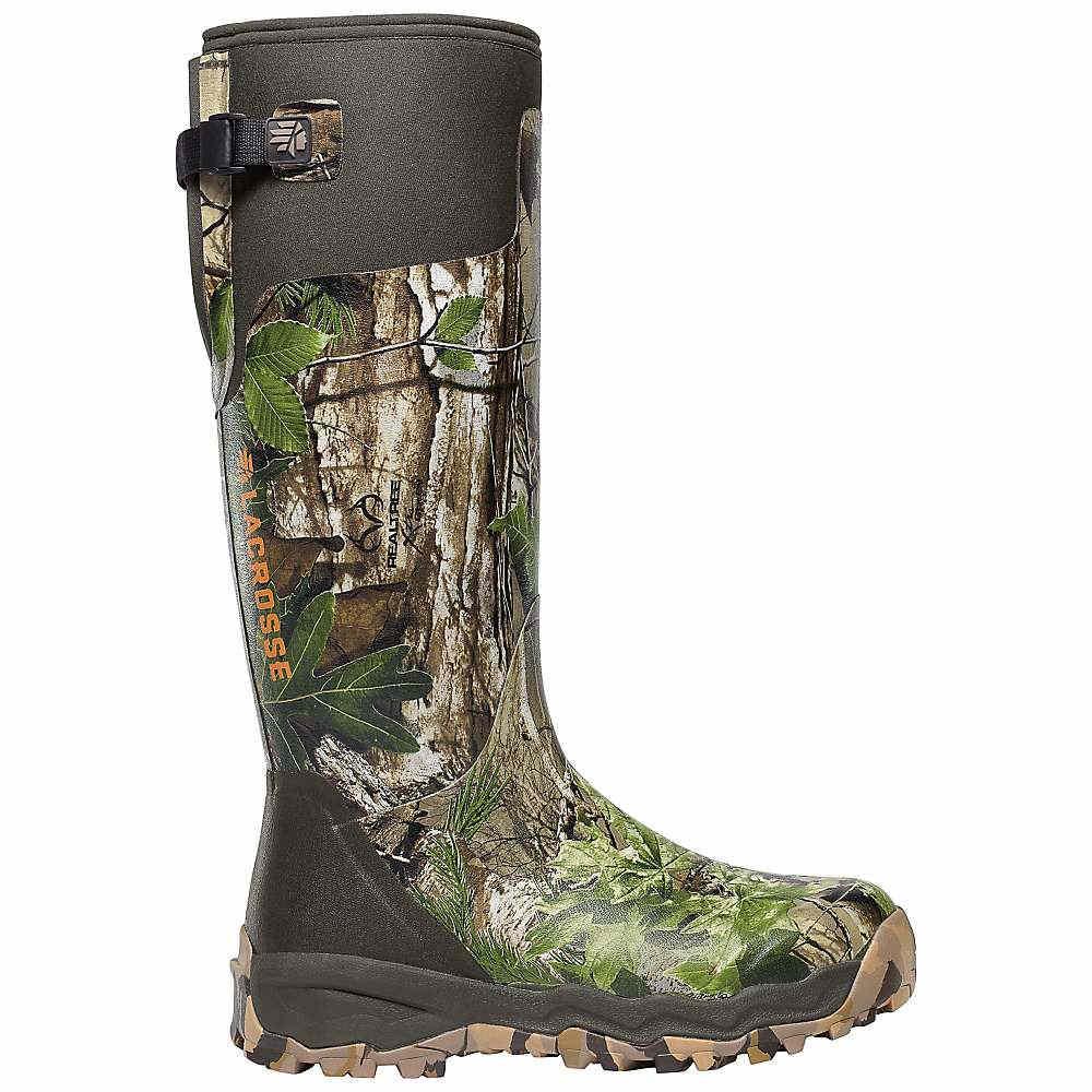 ラクロッセ メンズ ハイキング・登山 シューズ・靴【Alphaburly Pro 18IN Boot】Realtree Xtra Green