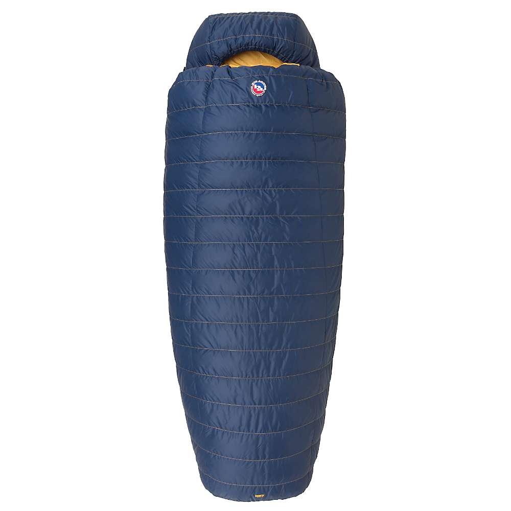 ビッグアグネス メンズ ハイキング・登山【Summit Park 15 Degree Sleeping Bag】Navy