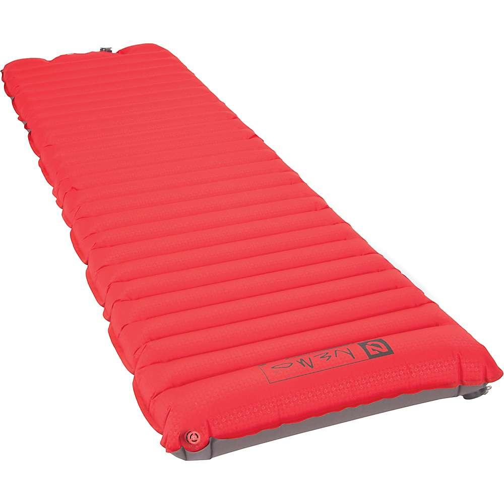 ネモ ユニセックス ハイキング・登山【Cosmo 25 Sleeping Pad】Fire Red