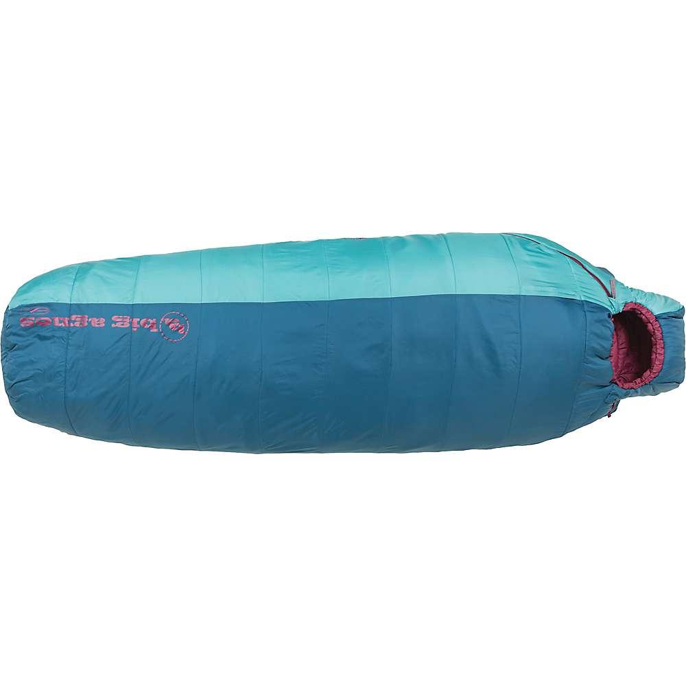 ビッグアグネス レディース ハイキング・登山【Lulu 15 Degree Sleeping Bag】Blue / Green