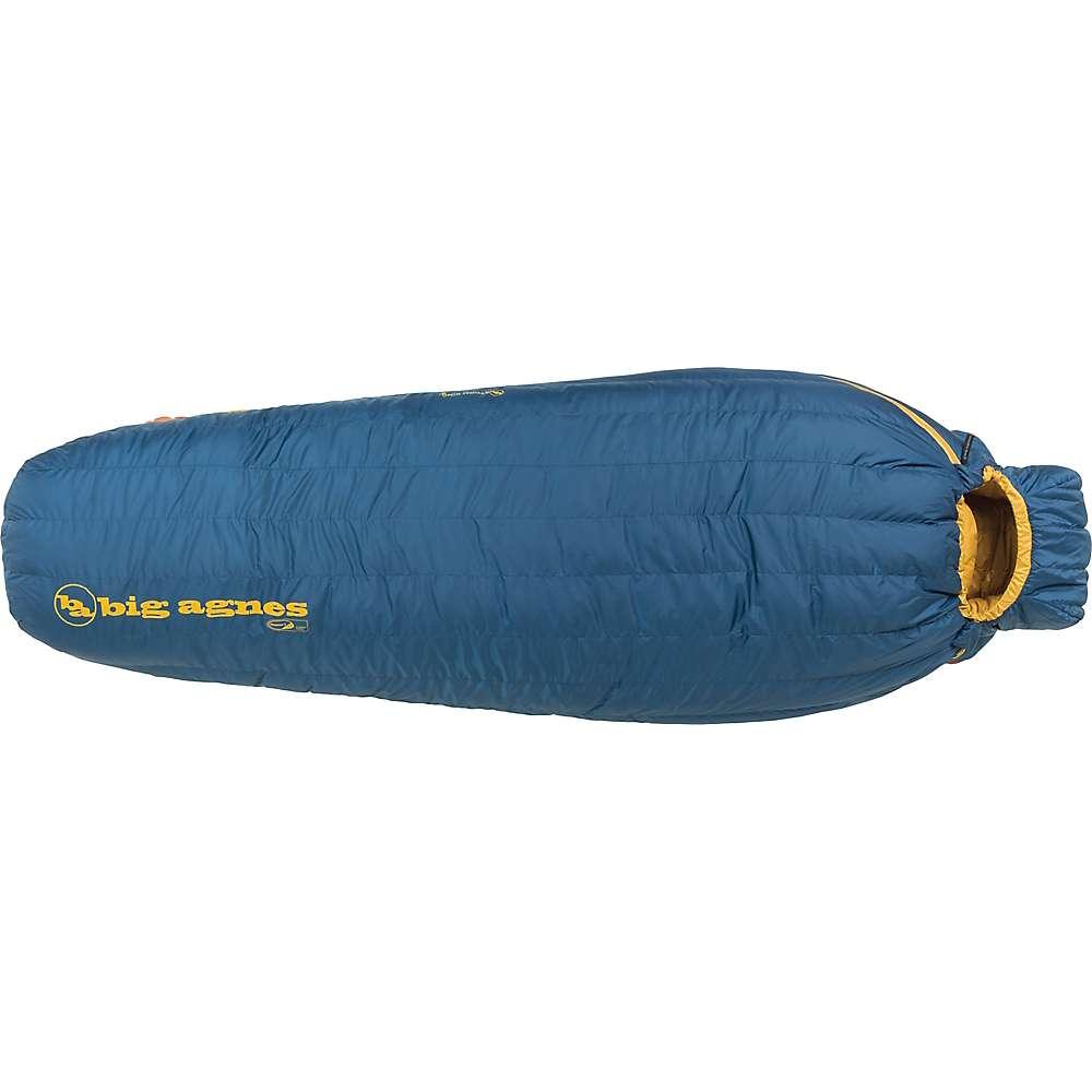 ビッグアグネス メンズ ハイキング・登山【Storm King 0 Degree Sleeping Bag】Blue