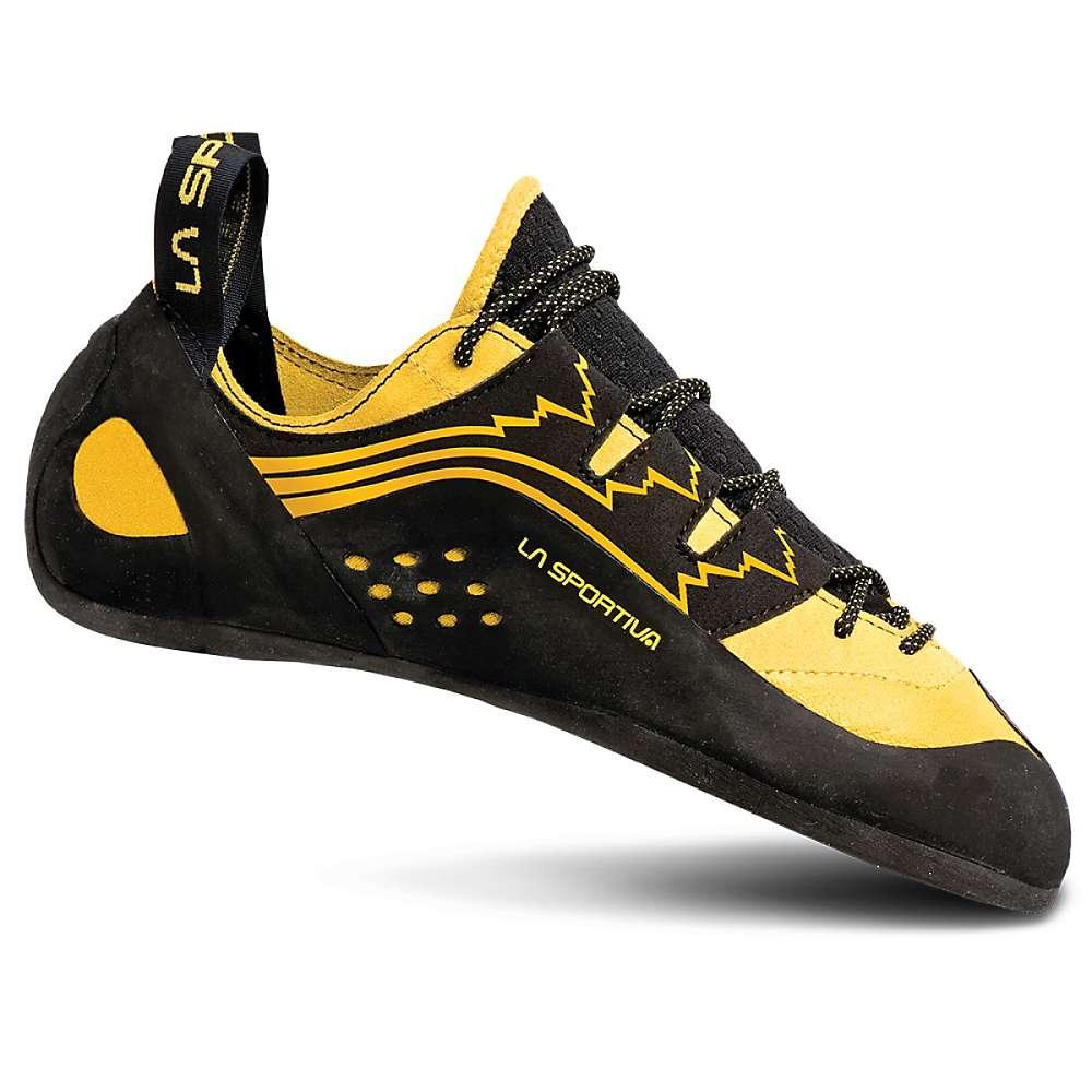 ラスポルティバ メンズ クライミング シューズ・靴【Katana Lace Shoe】Yellow