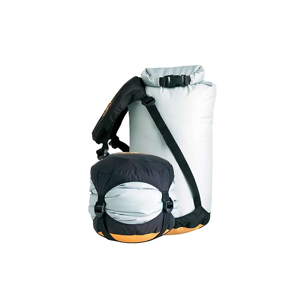 シー トゥ サミット ユニセックス ハイキング・登山【eVent Compression Dry Sack】Grey