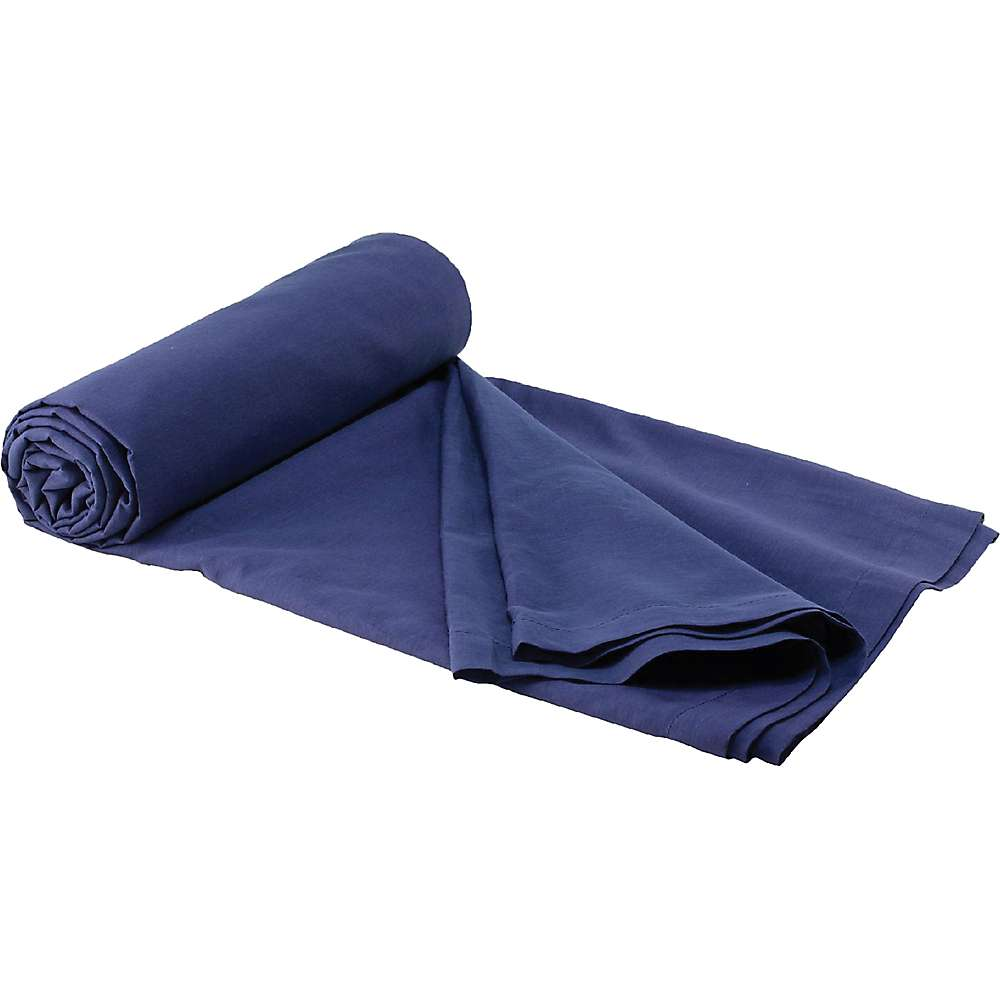 シー トゥ サミット ユニセックス ハイキング・登山【Premium Blended Silk/Cotton Liner】Navy