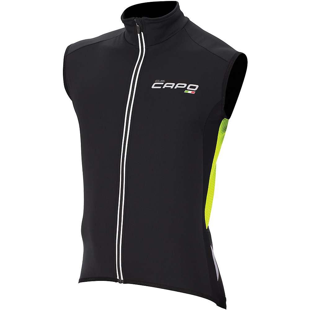 カポ メンズ 自転車 トップス【GS-13 Thermal Vest】Black