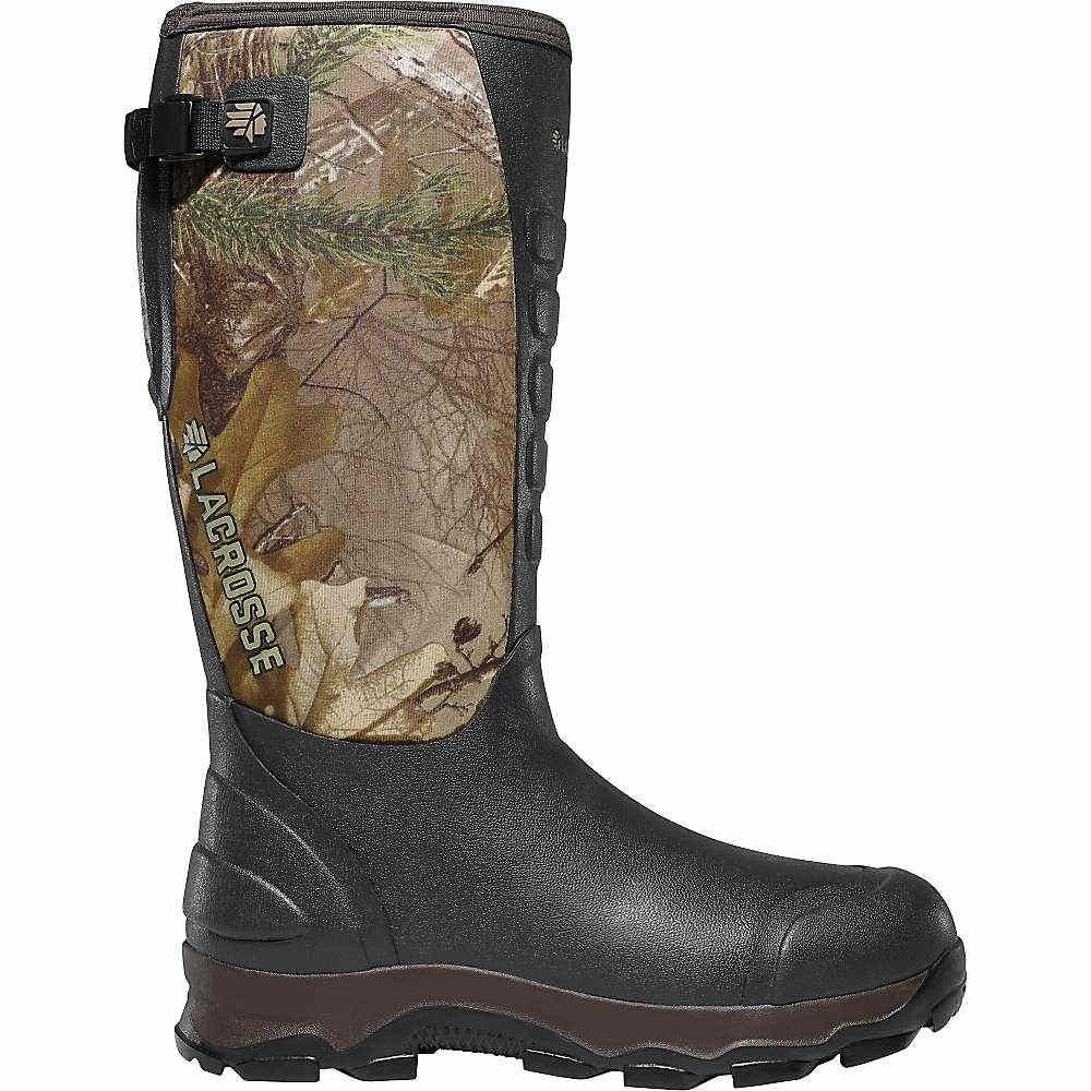 ラクロッセ メンズ ハイキング・登山 シューズ・靴【4x Alpha 16IN 7mm Neoprene Boot】Realtree Xtra