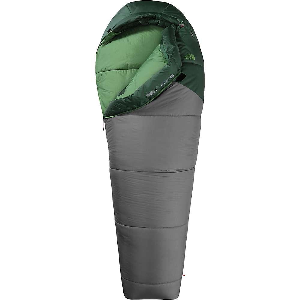 ザ ノースフェイス ユニセックス ハイキング・登山【Aleutian 0/-18 Sleeping Bag】Darkest Spruce / Zinc Grey