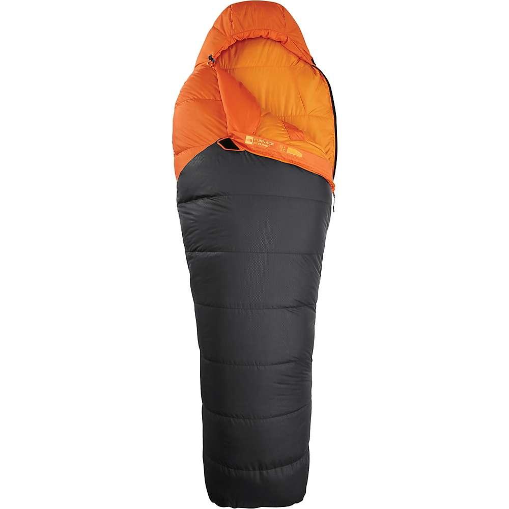 ザ ノースフェイス ユニセックス ハイキング・登山【Furnace 35/2 Sleeping Bag】Monarch Orange / Asphalt Grey
