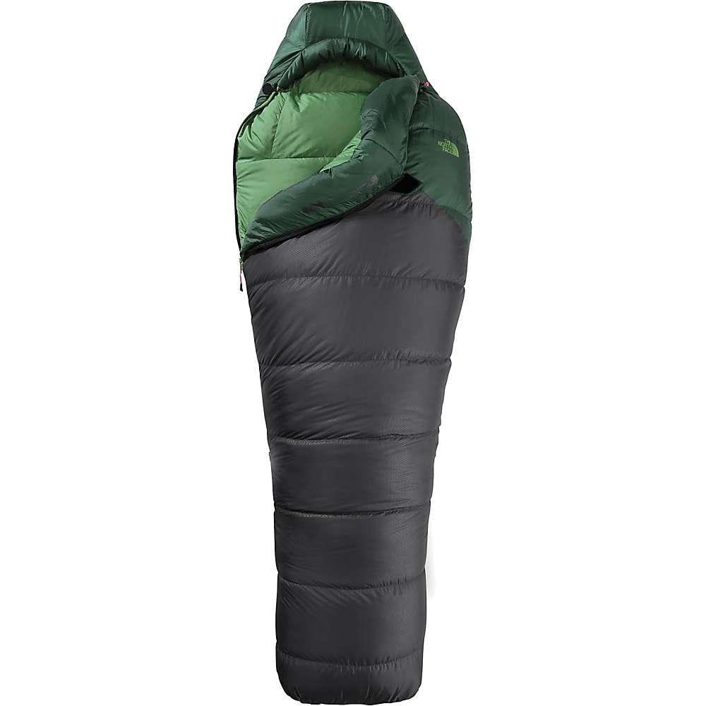 ザ ノースフェイス ユニセックス ハイキング・登山【Furnace 0/-18 Sleeping Bag】Darkest Spruce / Asphalt Grey
