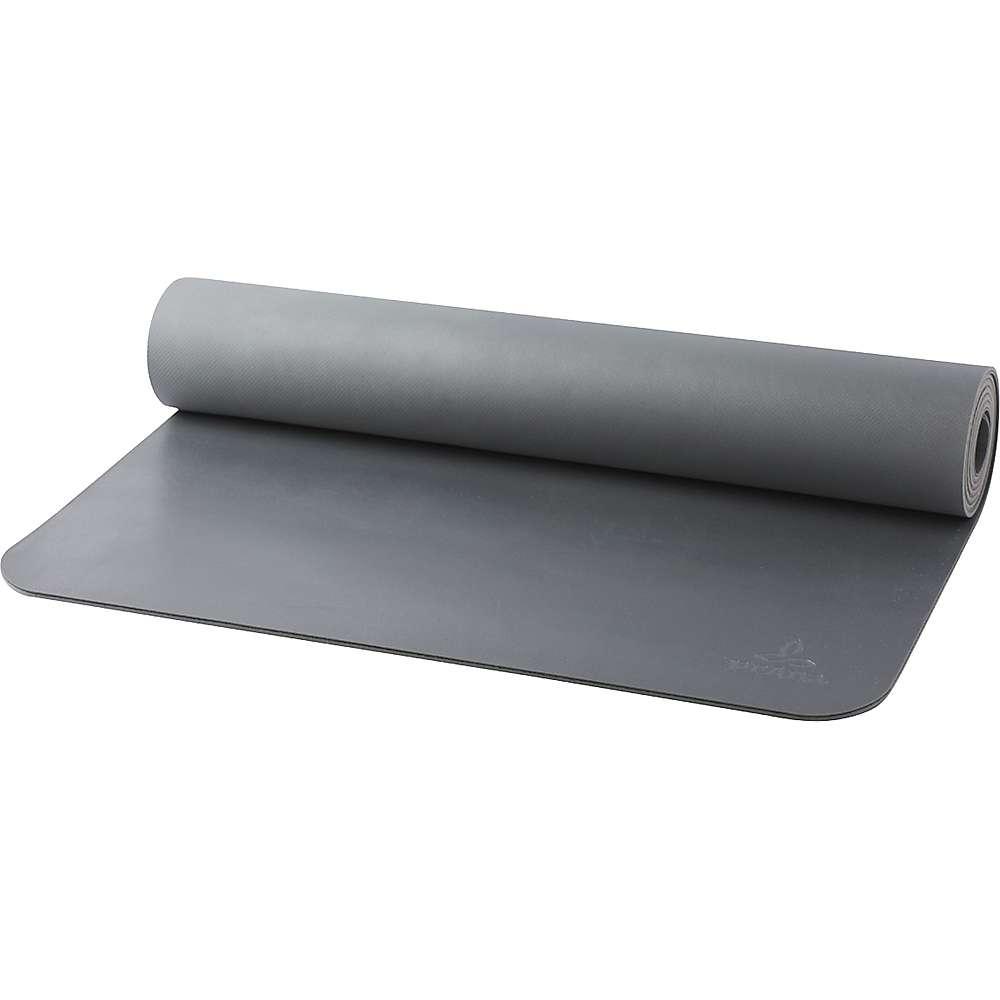 プラーナ ユニセックス ヨガ・ピラティス ヨガマット【Salute E.C.O. Yoga Mat】Gravel