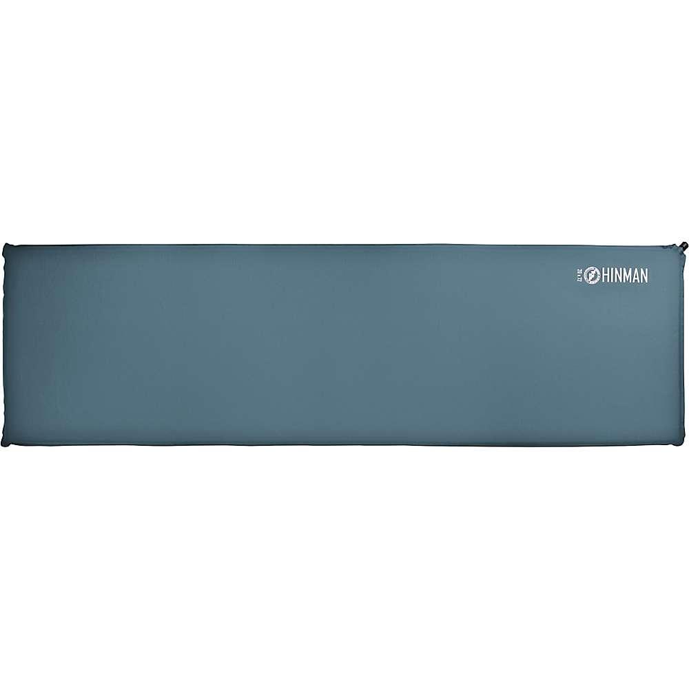ビッグアグネス ユニセックス ハイキング・登山【Hinman Sleeping Pad】Blue