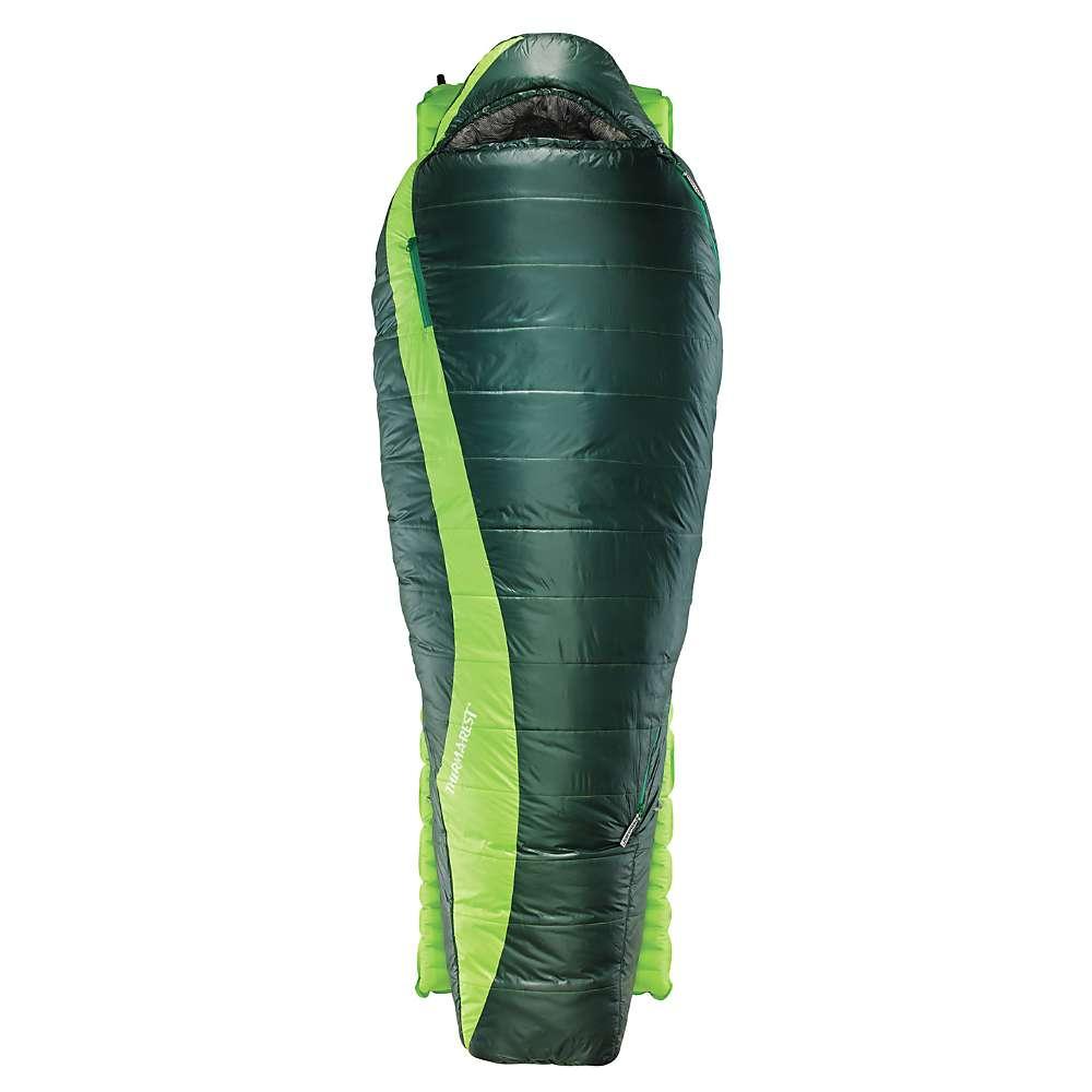 サーマレスト メンズ ハイキング・登山【Therm-a-Rest Centari Sleeping Bag】Green Nebula