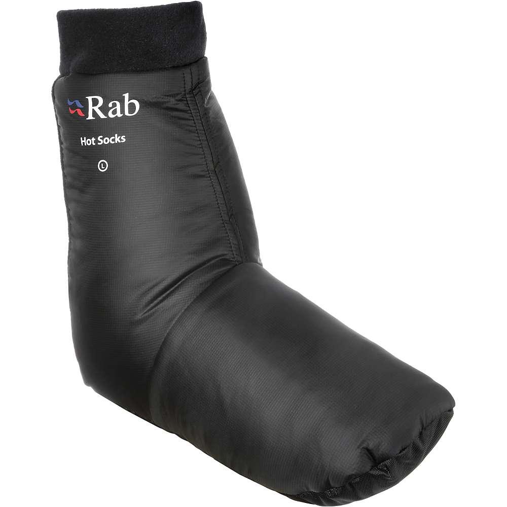 ラブ メンズ ハイキング・登山【Hot Socks】Black