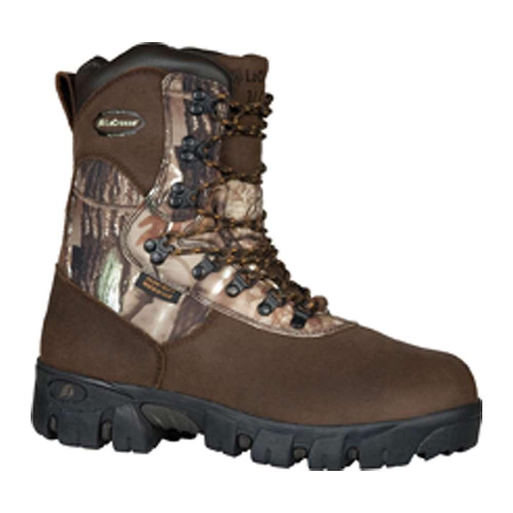 ラクロッセ メンズ ハイキング・登山 シューズ・靴【Game Country 1600G Insulated 10IN Boot】Realtree AP
